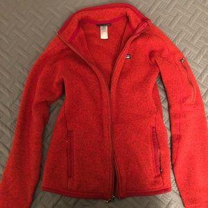 Patagonia better sweater full zip fleece
